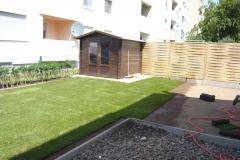 Garten - Rollrasen