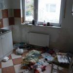 Küche - ziemlich ekelig!