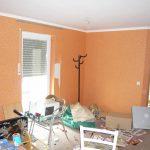Wohnzimmer - eher verwohnt